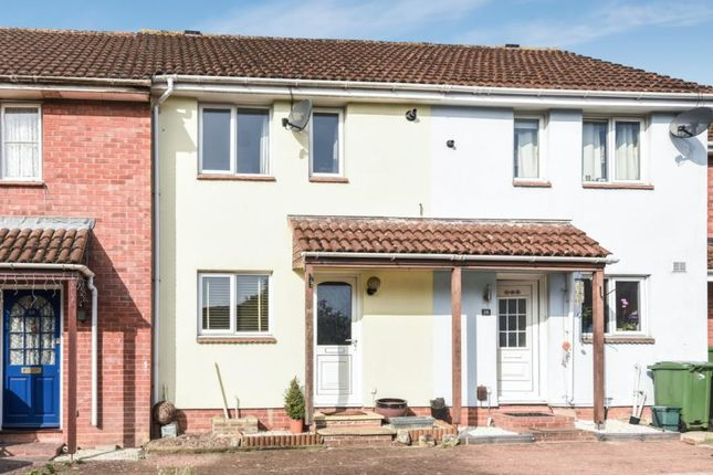 Thumbnail Terraced house to rent in Hobbs Close, Abingdon