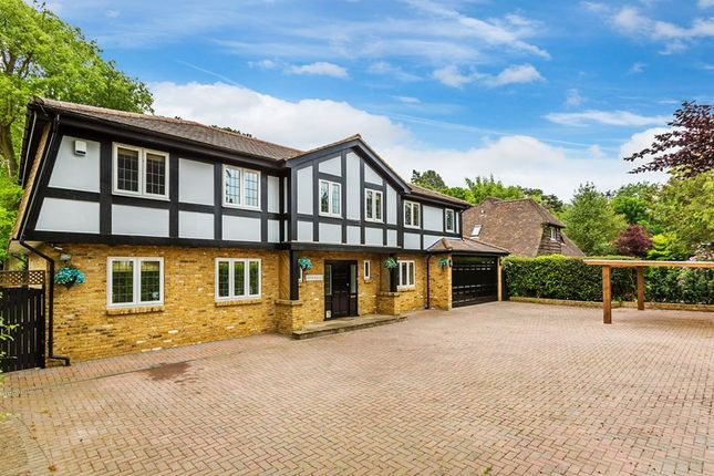 Thumbnail Detached house for sale in Rickman Hill Road, Chipstead, Chipstead