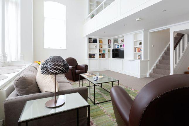 Thumbnail Duplex to rent in Collingham Gardens, London