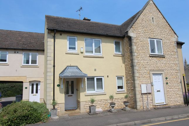 Thumbnail Terraced house for sale in Gresley Drive, Stamford