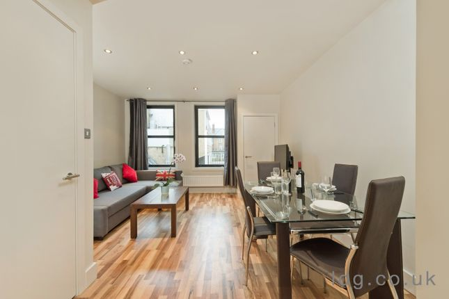 Thumbnail Flat to rent in Hatton Garden, London