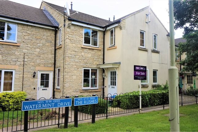 Thumbnail Terraced house for sale in Watermint Drive, Gloucester