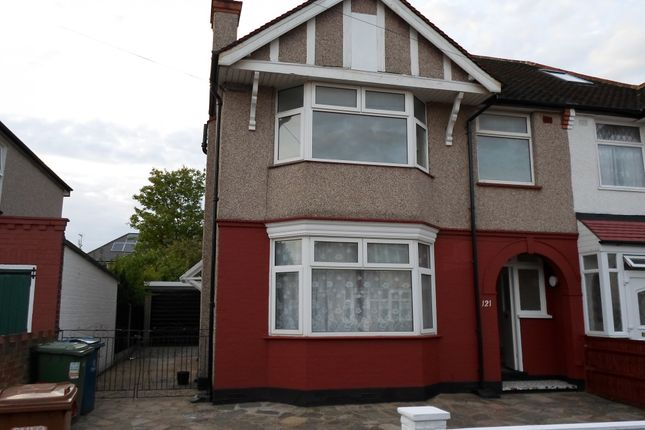 Thumbnail Semi-detached house to rent in Spencer Road, Middlesex