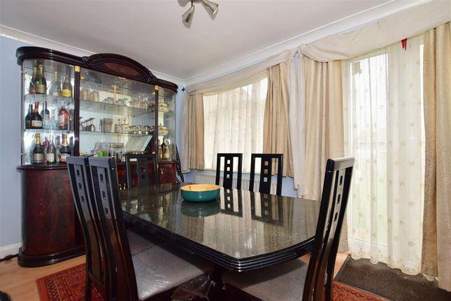 Dining Area of Edmund Road, Rainham, Essex RM13