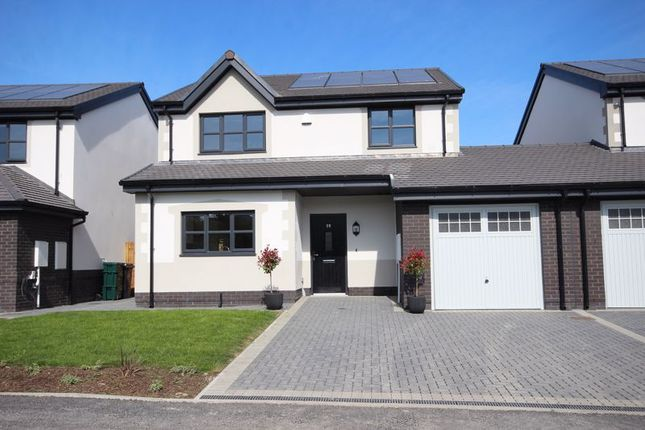 Thumbnail Detached house for sale in The Willow, Oakwood Development, Conwy