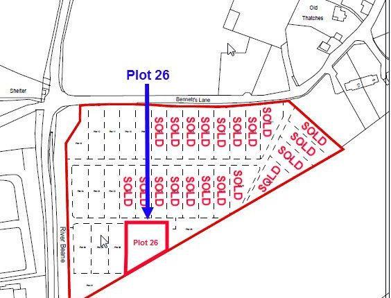 Plot 26 Church Farm Meadow, Rushden, Buntingford, Hertfordshire SG9