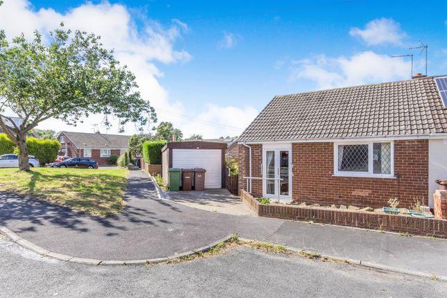Thumbnail Semi-detached bungalow for sale in Thorne Close, Normanton