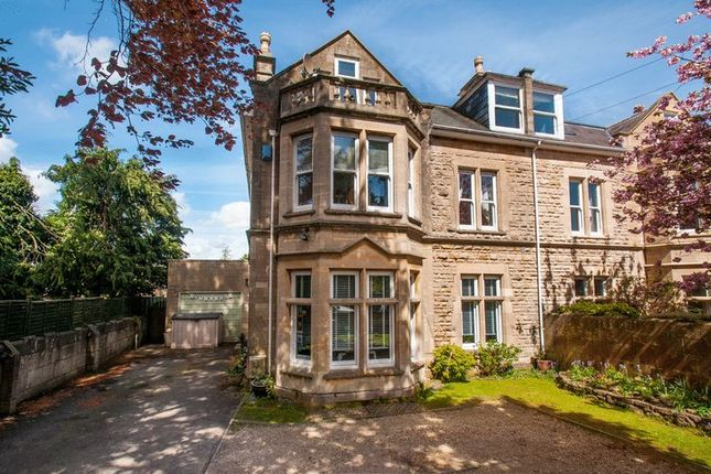 Thumbnail Semi-detached house for sale in Oldfield Road, Bath