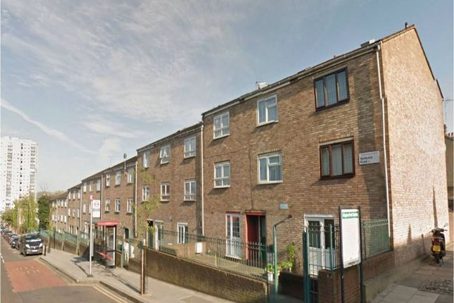 Thumbnail Terraced house to rent in Redwald Road, Lower Clapton