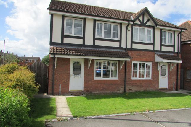 3 bed semi-detached house to rent in Wood Lane, Whitwood, Castleford