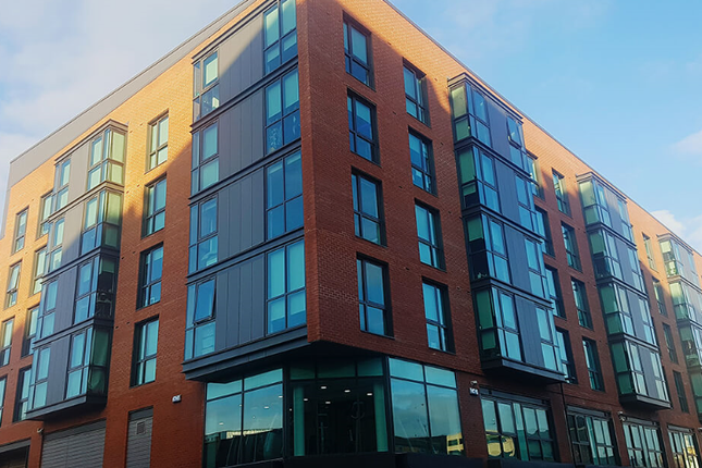 Thumbnail Flat for sale in Sheffield, South Yorkshire