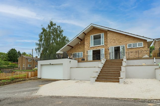 Thumbnail Detached house for sale in Main Road, Grendon, Northampton
