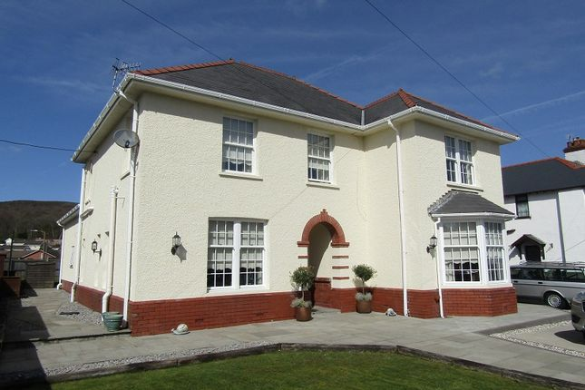 Thumbnail Detached house for sale in Pontardawe Road, Clydach, Swansea, City And County Of Swansea.