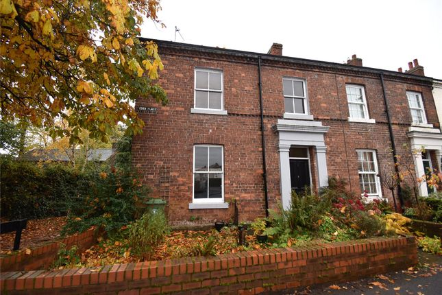End terrace house for sale in 1 Eden Place, Carlisle, Cumbria