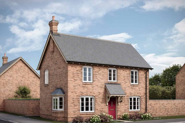 """3 bed end terrace house for sale in """"The Ford B"""" at Spring Avenue, Ashby-De-La-Zouch LE65"""