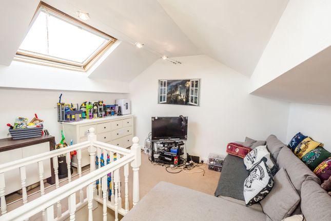 Bedroom Three of Lindley Street, Milnsbridge, Huddersfield HD3