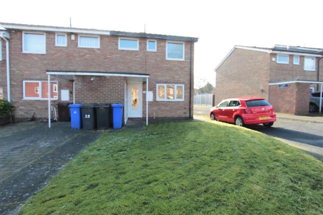 Thumbnail End terrace house for sale in Green Oak Avenue, Sheffield