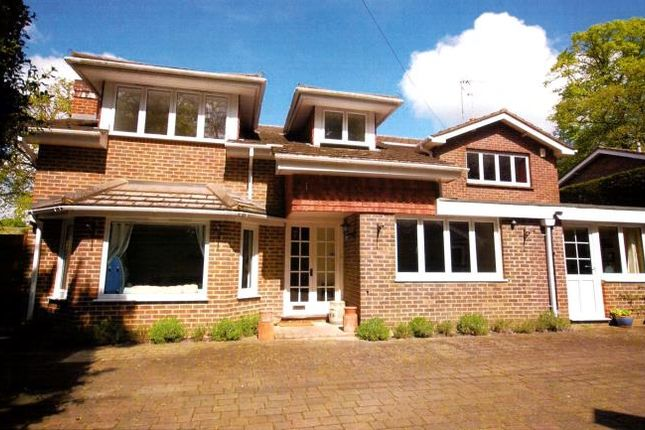 Thumbnail Detached house to rent in Firbank Road, Woking, Surrey