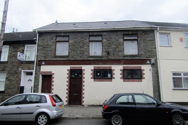 Thumbnail Terraced house for sale in Dyffryn Street, Ferndale