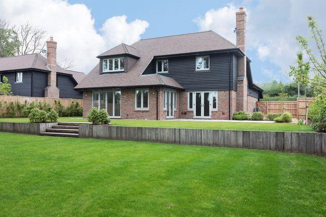Thumbnail Detached house for sale in Nuthurst Street, Nuthurst, Horsham