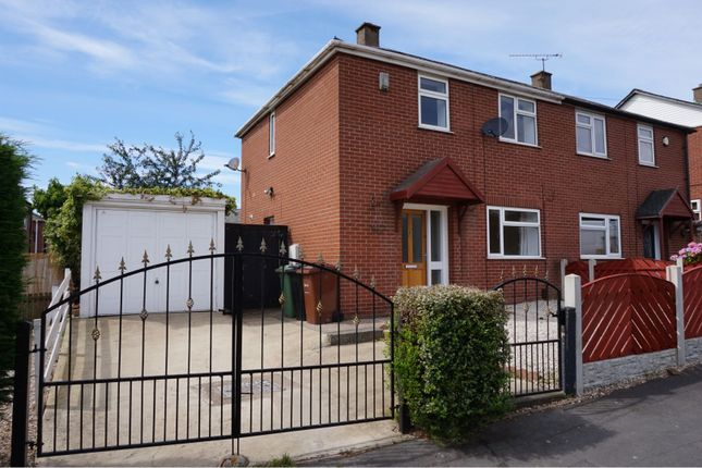 Thumbnail Semi-detached house to rent in Hansby Drive, Leeds
