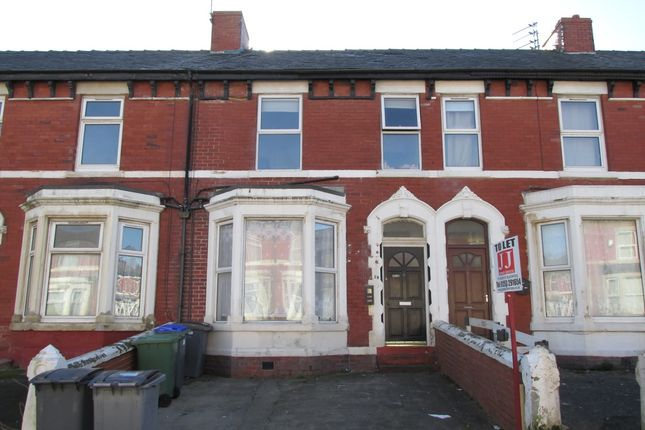 Thumbnail Flat to rent in Cheltenham Road, Blackpool