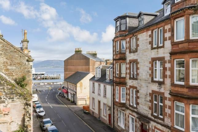 Outlooks of Bishop Street, Rothesay, Isle Of Bute PA20