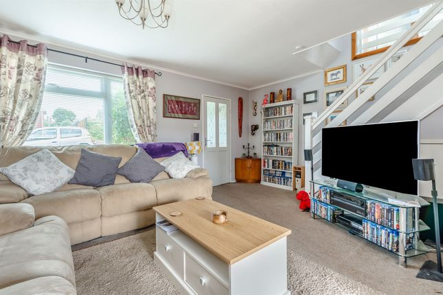 Thumbnail Semi-detached house for sale in Dunstall Farm Road, Burgess Hill