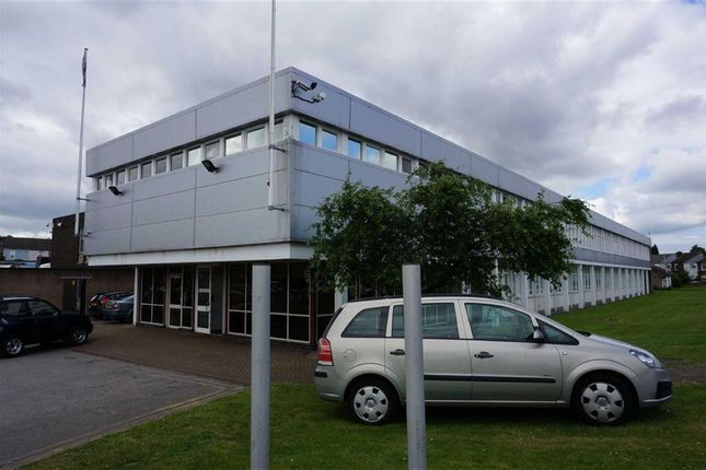 Thumbnail Commercial property to let in First Floor East Block, Raincliffe House, Barker Lane, Chesterfield