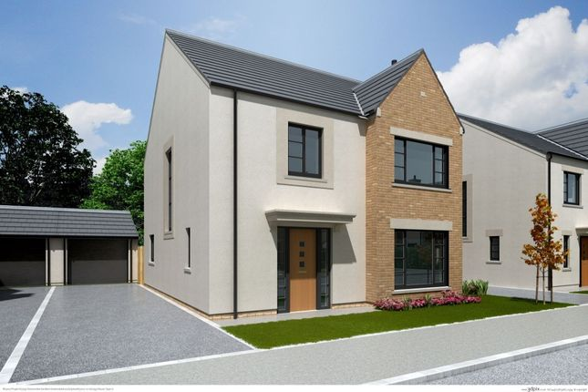 Thumbnail Detached house for sale in Chantry Gardens, Station Road, Greenisland