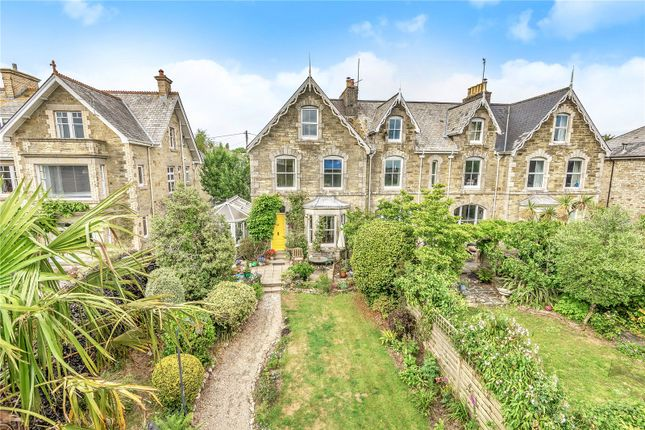 Thumbnail End terrace house for sale in Belmont Villas, Truro, Cornwall