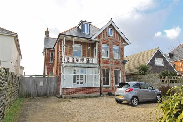 Thumbnail Flat to rent in Foxholes Road, Southbourne, Bournemouth