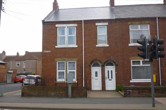 1 bed flat for sale in Avenue Road, Seaton Delaval, Whitley Bay NE25