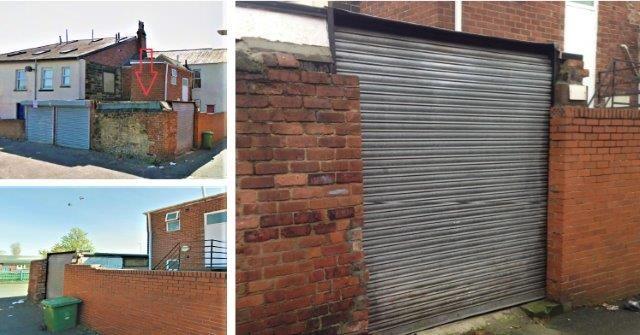 Parking/garage to let in Rear Woodbine Villas, Gateshead, Tyne & Wear