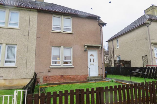 Thumbnail Semi-detached house for sale in Crowwood Road, Calderbank, Airdrie