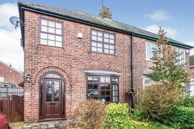 Thumbnail Semi-detached house for sale in Goose Lane, Hatton, Warrington, Cheshire