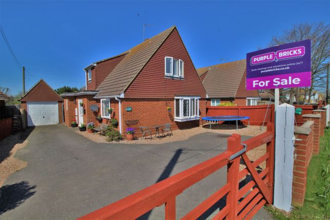 Thumbnail Detached house for sale in Pett Level Road, Winchelsea
