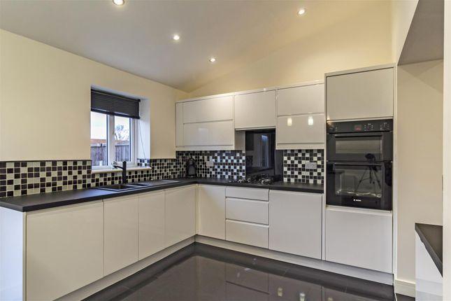 Kitchen3 of St. James Court, Castleford WF10