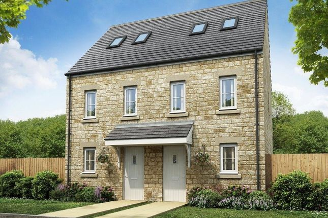 "3 bedroom semi-detached house for sale in ""The Moseley"" at Warminster Road, Frome"