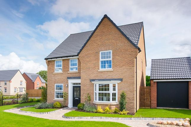 """Thumbnail Detached house for sale in """"Holden"""" at Manywells Crescent, Cullingworth, Bradford"""