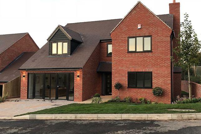 Thumbnail Detached house for sale in Plot 10, Haughton Lane, Morville, Bridgnorth, Shropshire