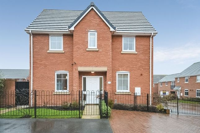 Thumbnail Detached house for sale in 75 Sutton Avenue, Newcastle