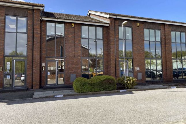 Thumbnail Office to let in Herald Drive, Crewe