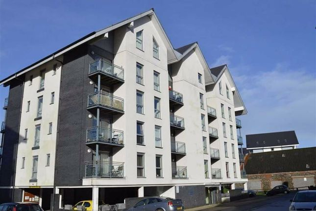 2 bed flat for sale in Neptune Apartments, Copper Quarter, Swansea SA1