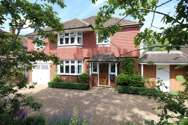 Thumbnail Detached house for sale in Fir Tree Road, Leatherhead