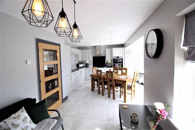 Thumbnail Detached house for sale in Ouzel Grove, Eastfield, Scarborough