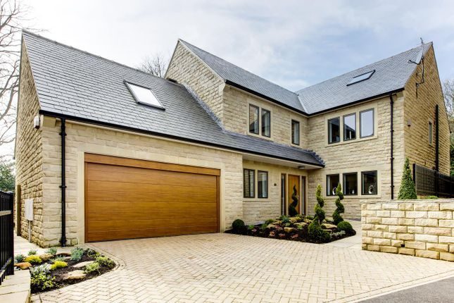Thumbnail Detached house for sale in Dore Lodge Gardens, Sheffield