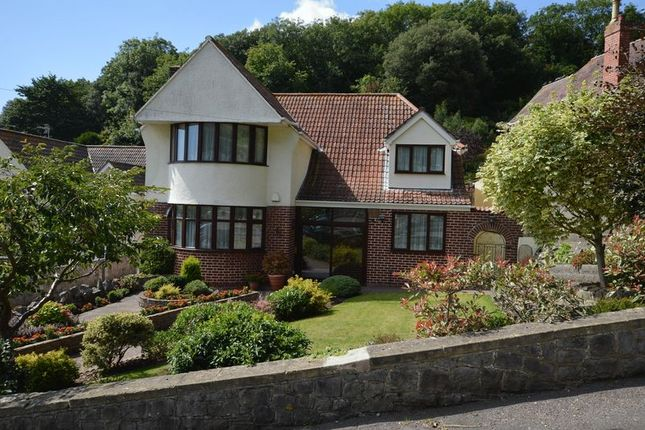 Thumbnail Detached house for sale in Leewood Road, Weston-Super-Mare