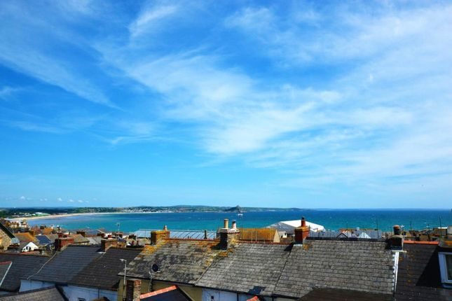 View From Attic of Penlee Street, Penzance, Cornwall TR18