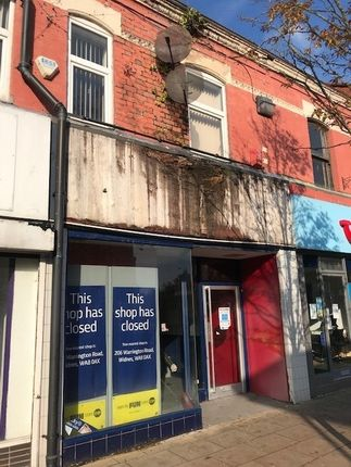 Thumbnail Retail premises to let in Albert Road, Widnes